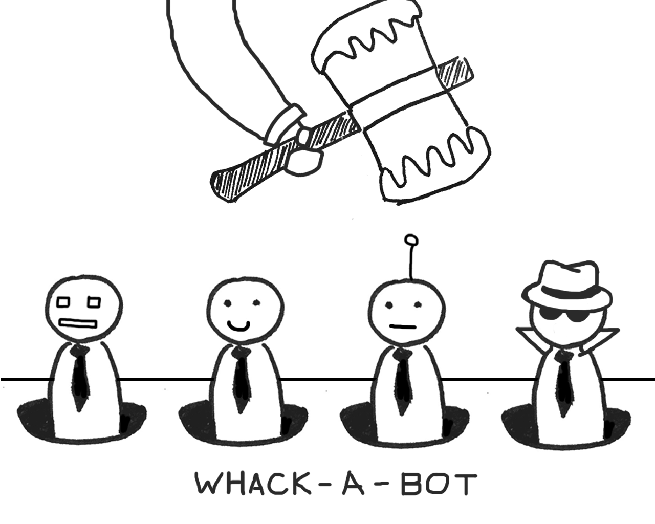 Whack-a-Bot: Fighting Fake News | SmartUp
